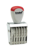 Trodat 1556 6 digit number stamp. Personalize, preview and purchase rubber stamps online. Custom rubber stamps, self-inking stamps, date stamps and more. Quick turnaround.