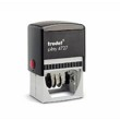 Trodat 4727 Printy Self Inking Custom Date Stamp. Personalize, preview and purchase rubber stamps online. Custom rubber stamps, self-inking stamps, date stamps and more. Quick turnaround.