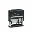 Trodat 4817 Printy Self Inking Custom Date Stamp. Personalize, preview and purchase rubber stamps online. Custom rubber stamps, self-inking stamps, date stamps and more. Quick turnaround.
