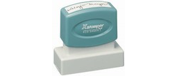 Xstamper N11 Pre Inked stamp. Personalize, preview and purchase rubber stamps online. Custom rubber stamps, self-inking stamps, date stamps and more. Quick turnaround.